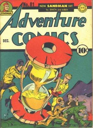 Adventure Comics # 81