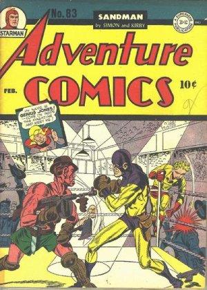 Adventure Comics # 83