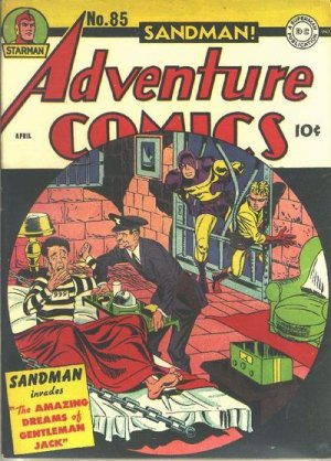 Adventure Comics # 85
