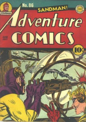 Adventure Comics # 86
