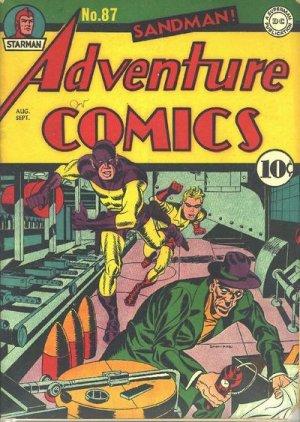 Adventure Comics # 87
