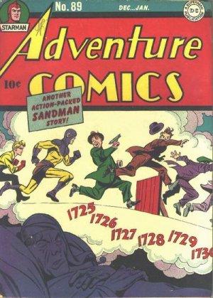 Adventure Comics # 89