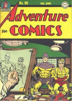 Adventure Comics # 90