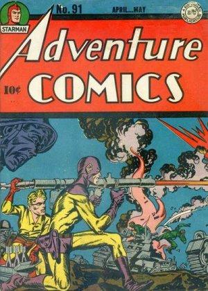 Adventure Comics # 91