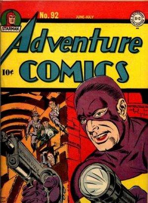 Adventure Comics # 92