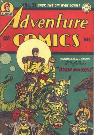 Adventure Comics # 93
