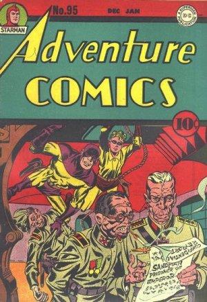 Adventure Comics # 95