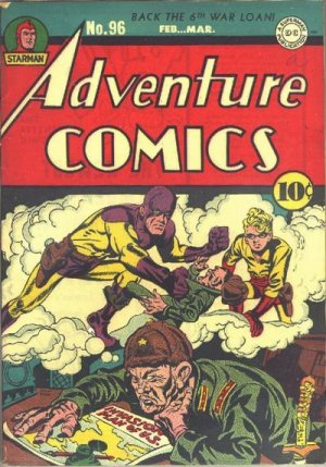 Adventure Comics # 96