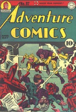 Adventure Comics # 97