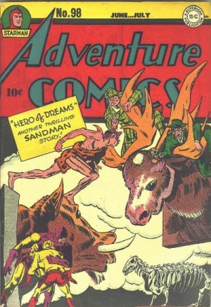 Adventure Comics # 98