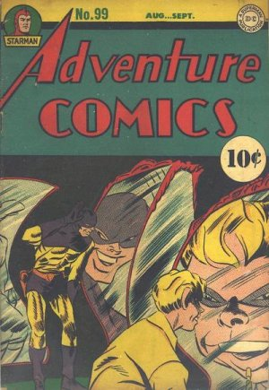 Adventure Comics # 99