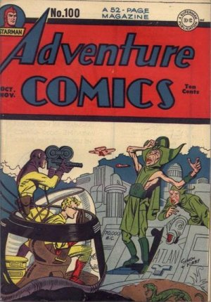 Adventure Comics # 100
