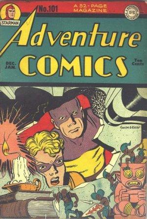 Adventure Comics # 101