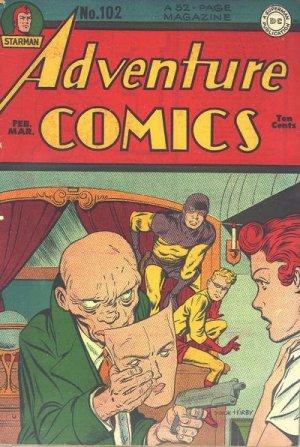 Adventure Comics # 102