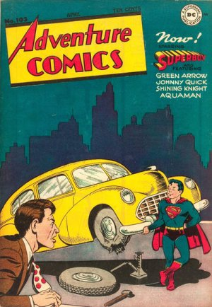 Adventure Comics # 103
