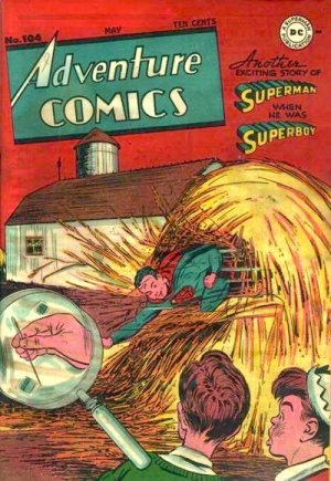 Adventure Comics # 104