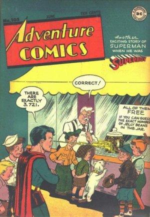 Adventure Comics # 105