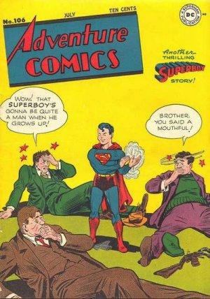 Adventure Comics # 106