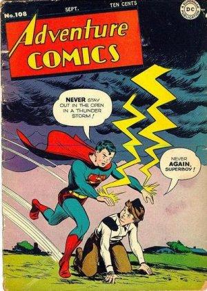 Adventure Comics # 108