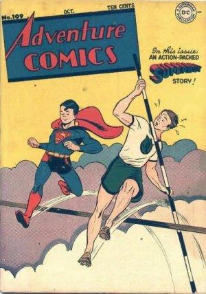 Adventure Comics # 109
