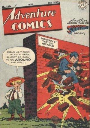 Adventure Comics # 110