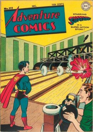 Adventure Comics # 111