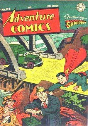 Adventure Comics # 112