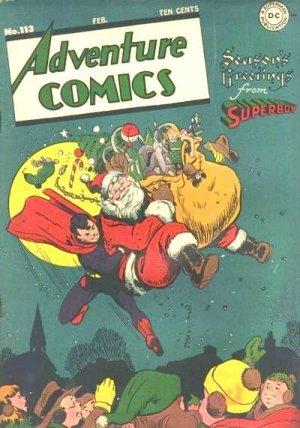 Adventure Comics # 113