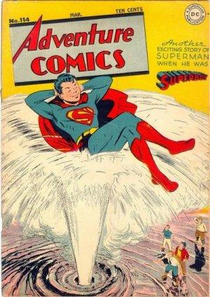 Adventure Comics # 114