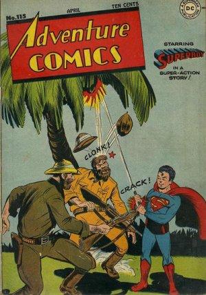 Adventure Comics # 115