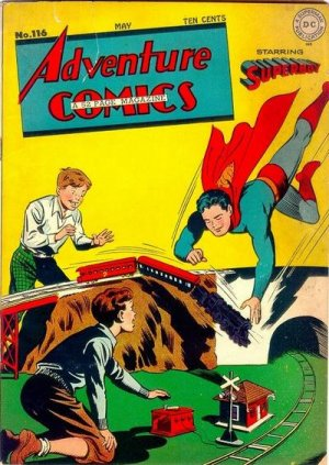 Adventure Comics # 116