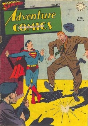 Adventure Comics # 117