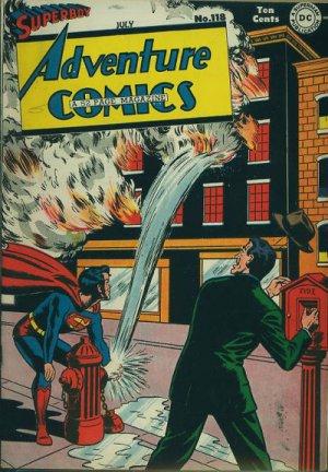 Adventure Comics # 118