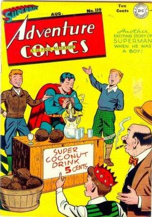 Adventure Comics # 119
