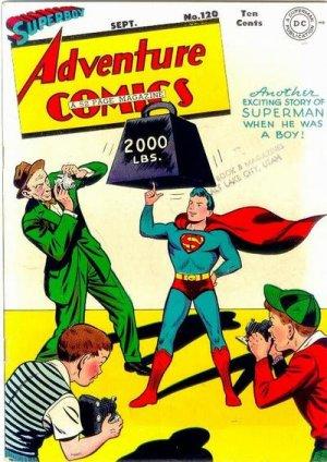 Adventure Comics # 120