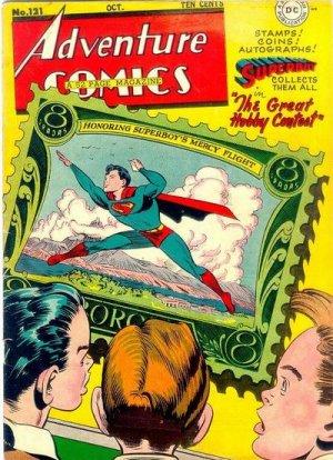 Adventure Comics # 121