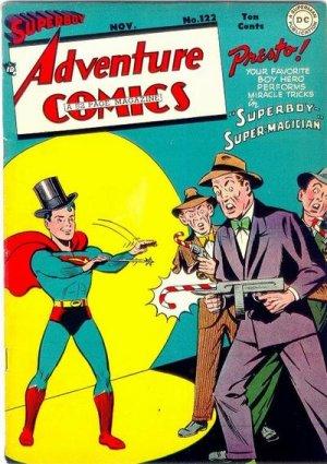 Adventure Comics # 122