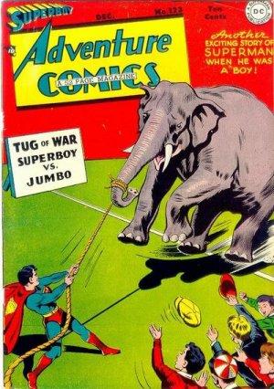 Adventure Comics # 123