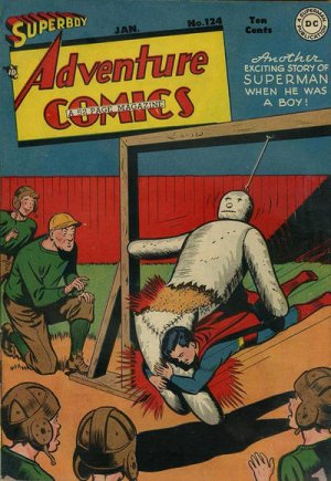 Adventure Comics # 124