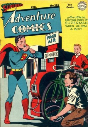 Adventure Comics # 125