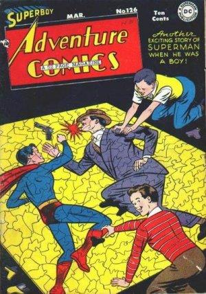 Adventure Comics # 126