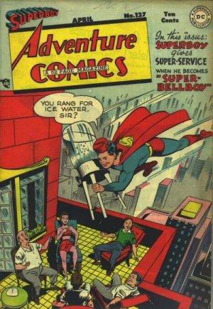 Adventure Comics # 127