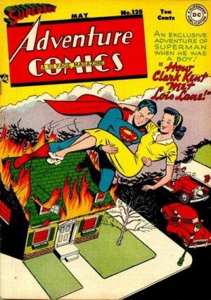Adventure Comics # 128