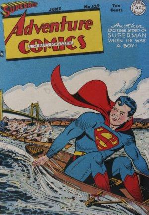 Adventure Comics # 129