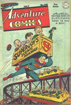 Adventure Comics # 130