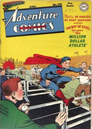 Adventure Comics # 131