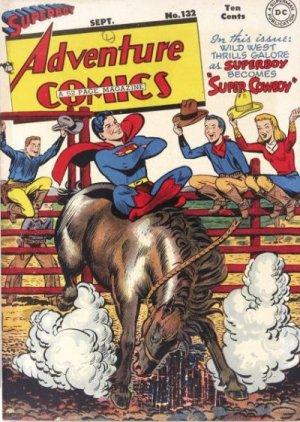 Adventure Comics # 132