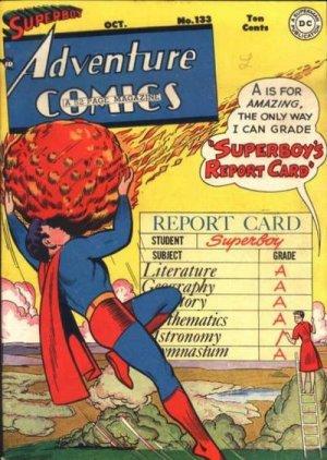 Adventure Comics # 133