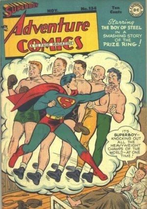 Adventure Comics # 134