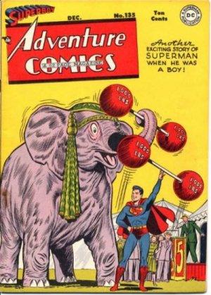 Adventure Comics # 135